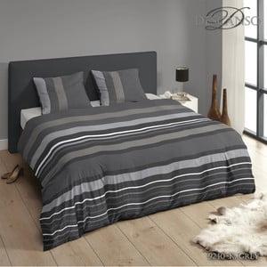 Povlečení Descanso Linen Grey, 200x200 cm