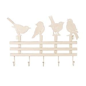 Věšák s 5 háčky Ixia Birds