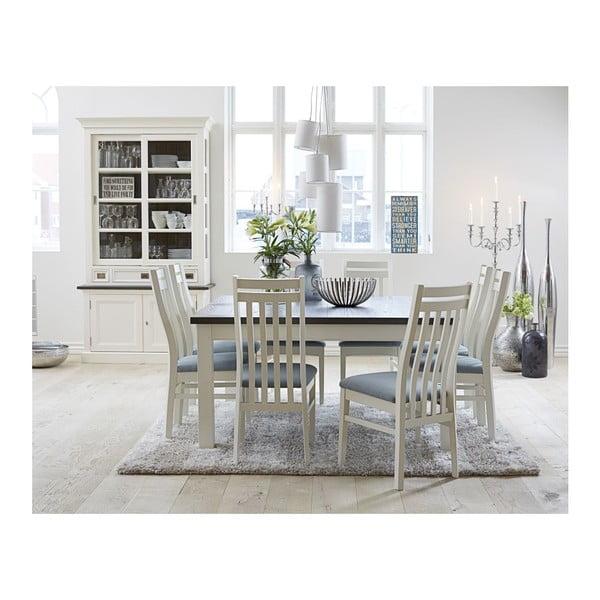 Jídelní stůl Skagen, 150x75x150 cm