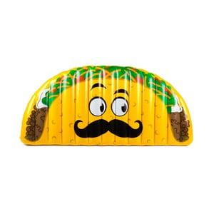 Nafukovací matrace ve tvaru taco Big Mouth Inc.