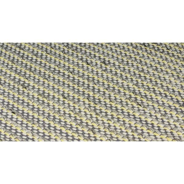 Koberec Linden Lemon, 100x150 cm