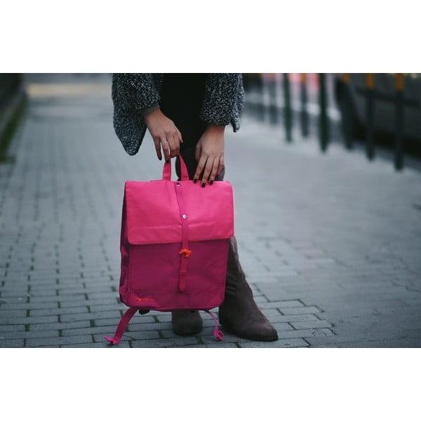 Růžový batoh Natwee