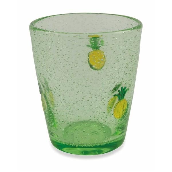 Sada 6 zelených sklenic Villad'Este Hawaii, 330ml