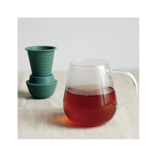 Konvice na čaj Kinto Pengy White, 720 ml