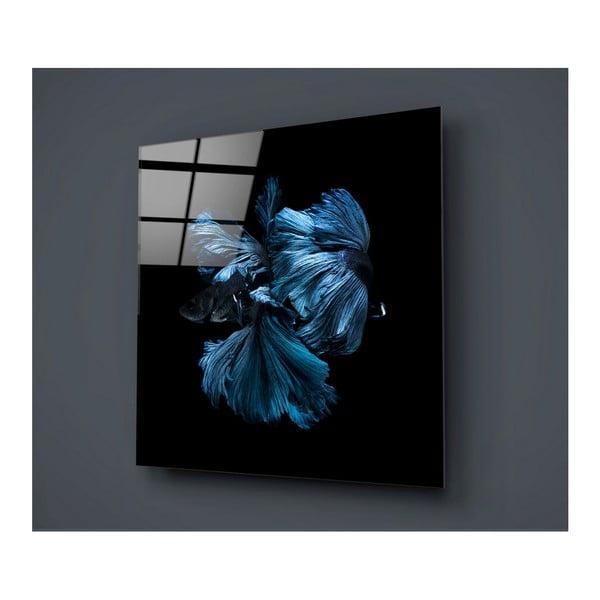 Skleněný obraz Insigne Mushkena, 40x40cm