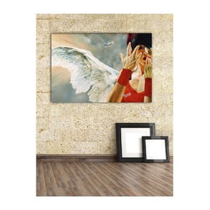Obraz Andělská křídla, 60x40 cm