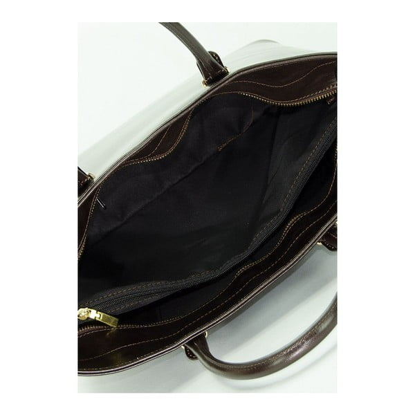 Kabelka Giulia Massari 8817 Dark Brown