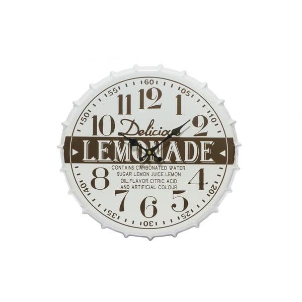 Nástěnné hodiny Delicious Lemonade