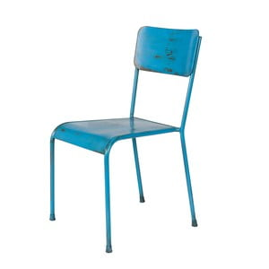 Židle Antique, modrá