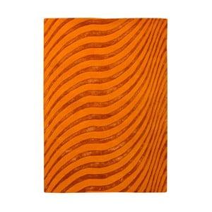 Koberec Nadir 175 Orange, 140x200 cm