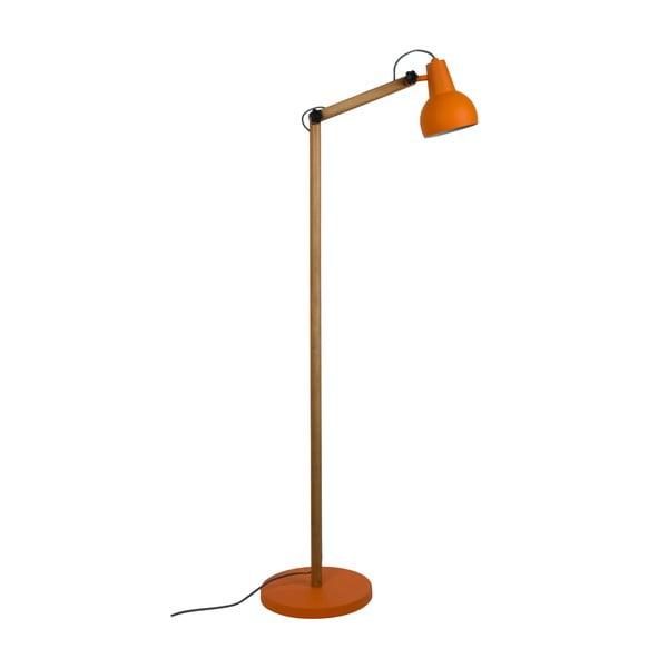 Stojací lampa Study Bright Orange