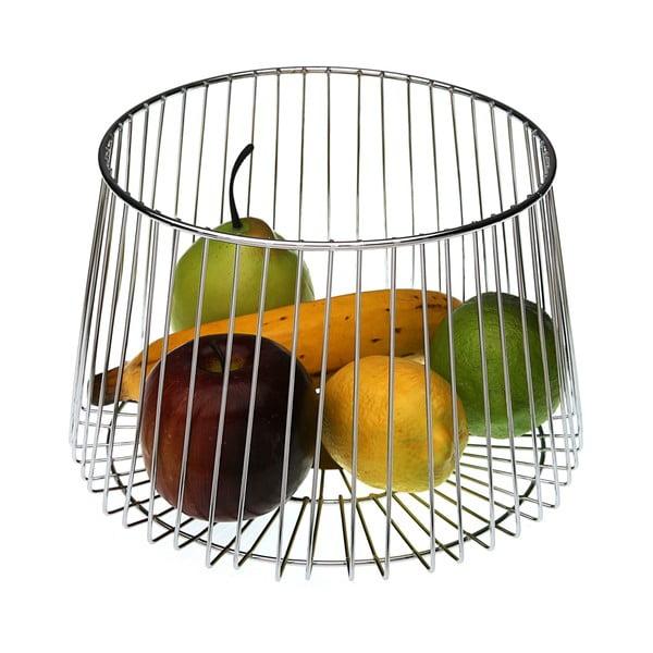 Velký košík na ovoce VERSA, ⌀23,5 cm