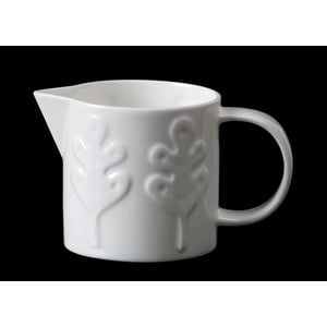 Džbánek z kostního porcelánu Tom Tom Oak Leaf, 150 ml