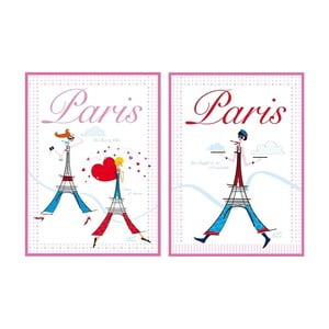 Kuchyňská utěrka Incidence Paris Ma Belle