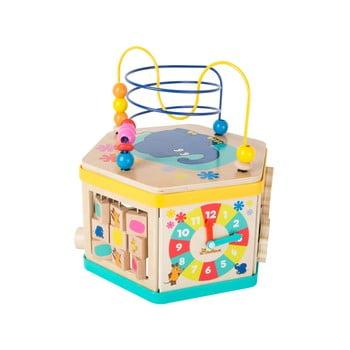 Jucărie motrică din lemn pentru copii Legler Cubes de la Legler