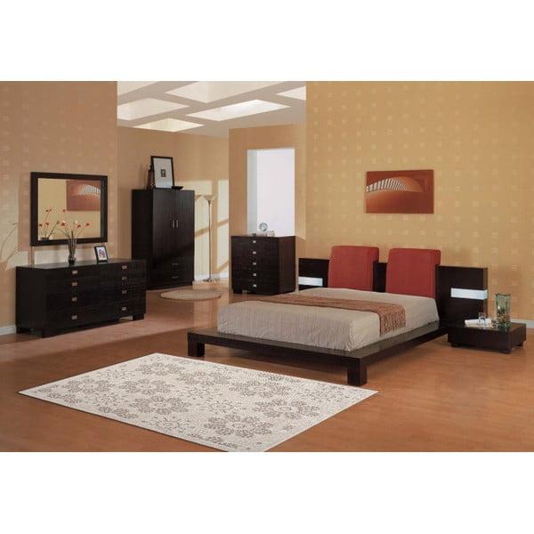 Krémový bavlněný koberec Floorist Randa, 120x180cm