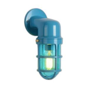Modré nástěnné svítidlo Miloo Home Factory