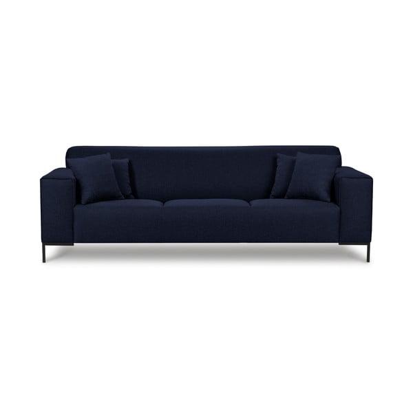 Modrá pohovka Cosmopolitan Design Seville, 264 cm