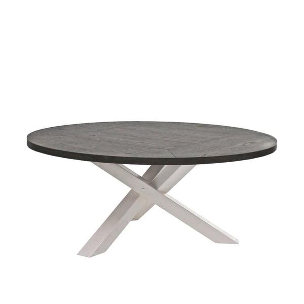 Bílý konferenční stolek  Canett Skagen Coffee Round