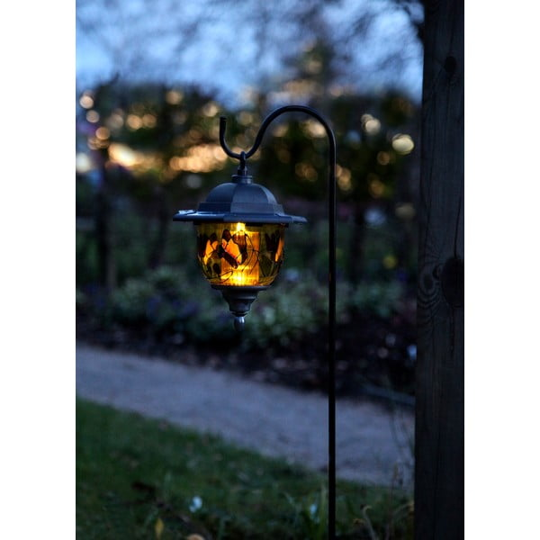 Solární LED světlo na zahradu Best Season Lantern
