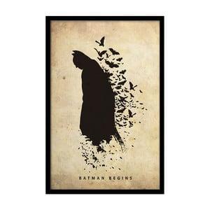 Plakát Batman Beginning, 35x30 cm