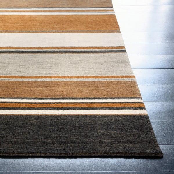 Vlněný koberec Country Sand, 170x240 cm