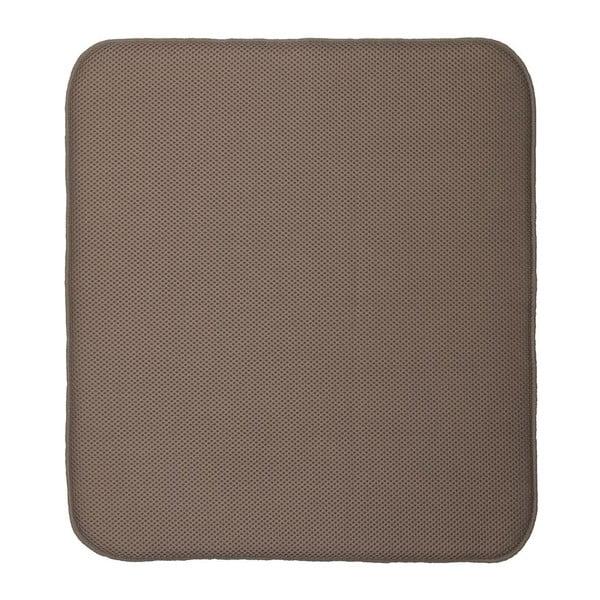 iDry barna alátét nedves tárgyak alá, 18 x 16 cm - iDesign