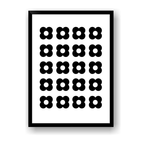 Plakát Nord & Co Blossom, 21 x 29 cm