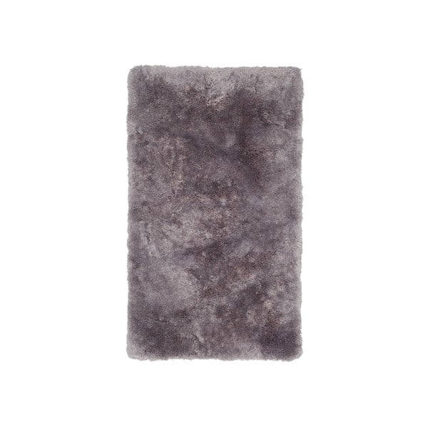 Koupelnová předložka Spotlight Silver, 65x110 cm