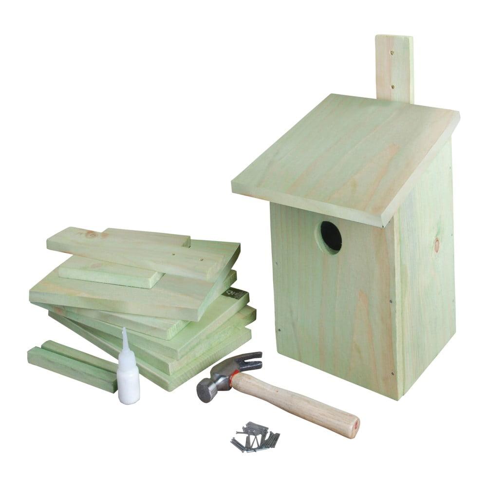 Dětská sada na vyrobení ptačí budky Esschert Design