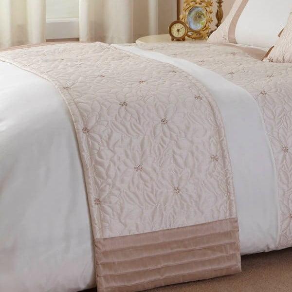 Běhoun přes postel Lois Natur, 50x200 cm