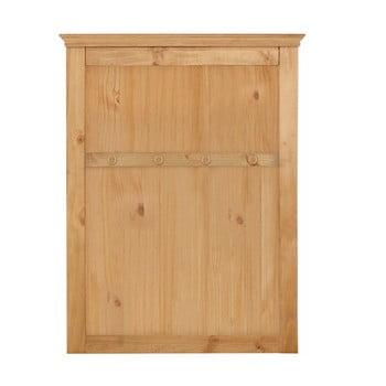 Cuier de perete din lemn de pin Støraa Suzie, maro de la Støraa