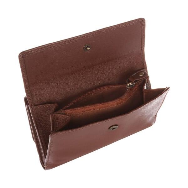 Dámská kožená peněženka Larissa Whiskey