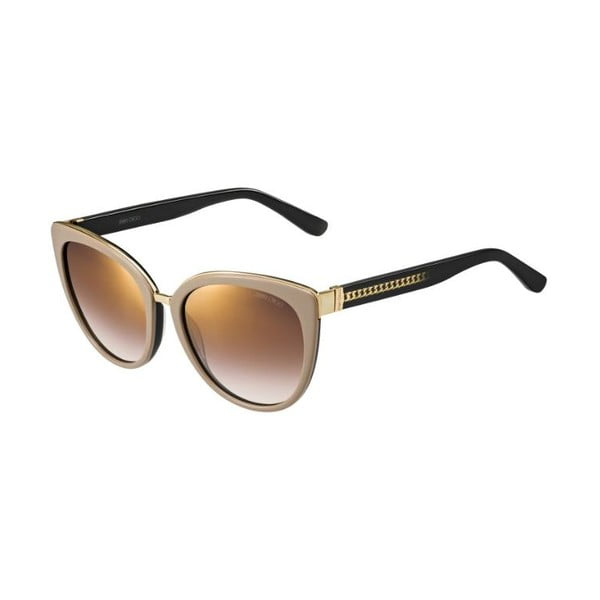 Sluneční brýle Jimmy Choo Dana Nude/Brown