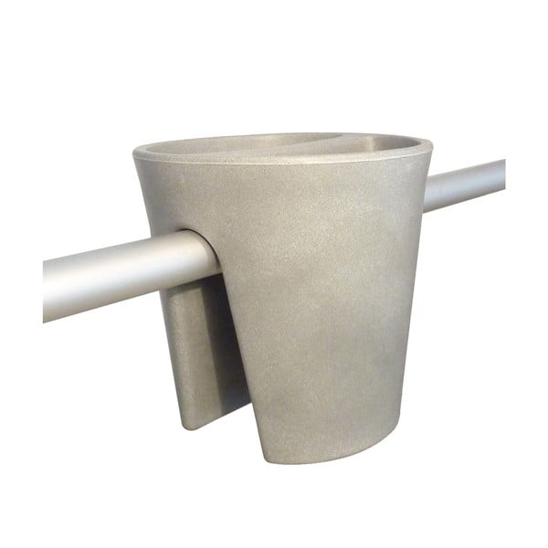 Květináč Steckling, imitace betonu