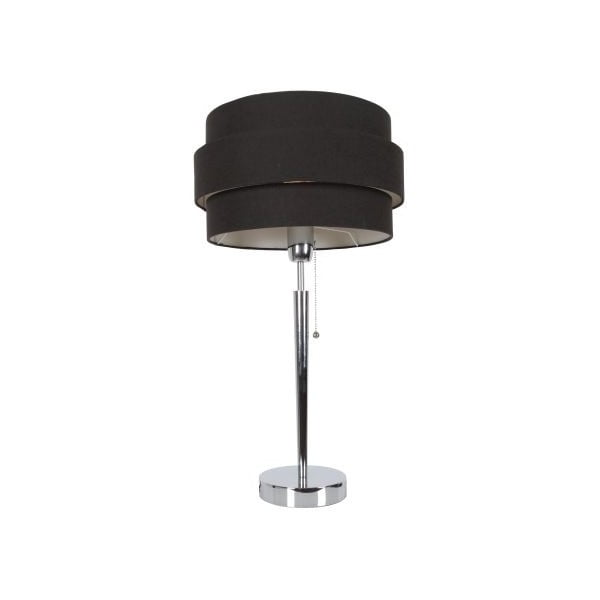 Stolní lampa Revival Satin/Black