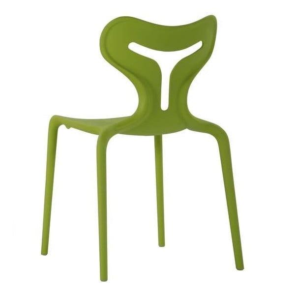 Calligaris židle Area 51, zelená
