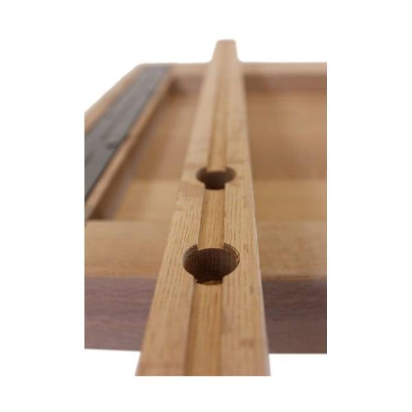 Nástavba na rozšíření stolu Mixie White, 50 cm