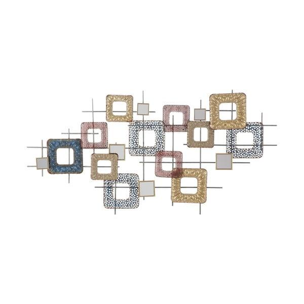 Metalowa dekoracja ścienna Mauro Ferretti Cube, 134,5x71 cm