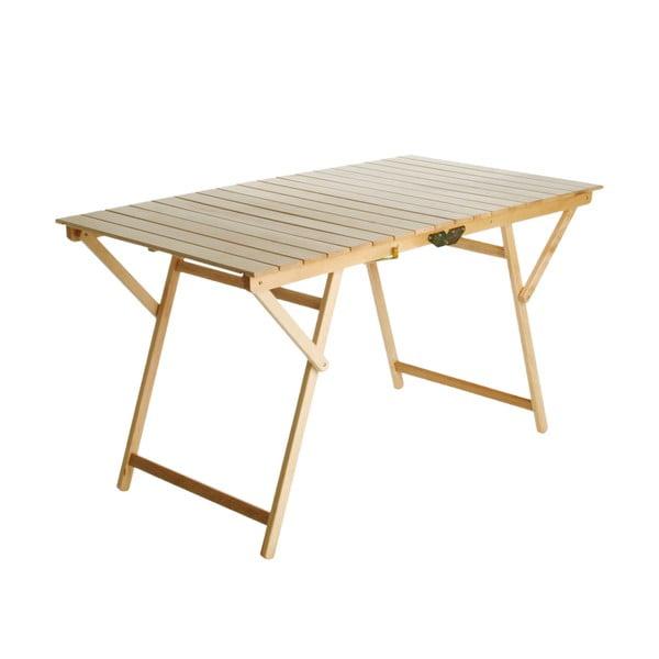 Skládací stůl Valdomo King,136x72cm