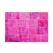 Vlněný koberec Allmode Fushia, 180x120 cm
