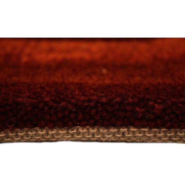 Koberec Phoenix 170x240 cm, červený