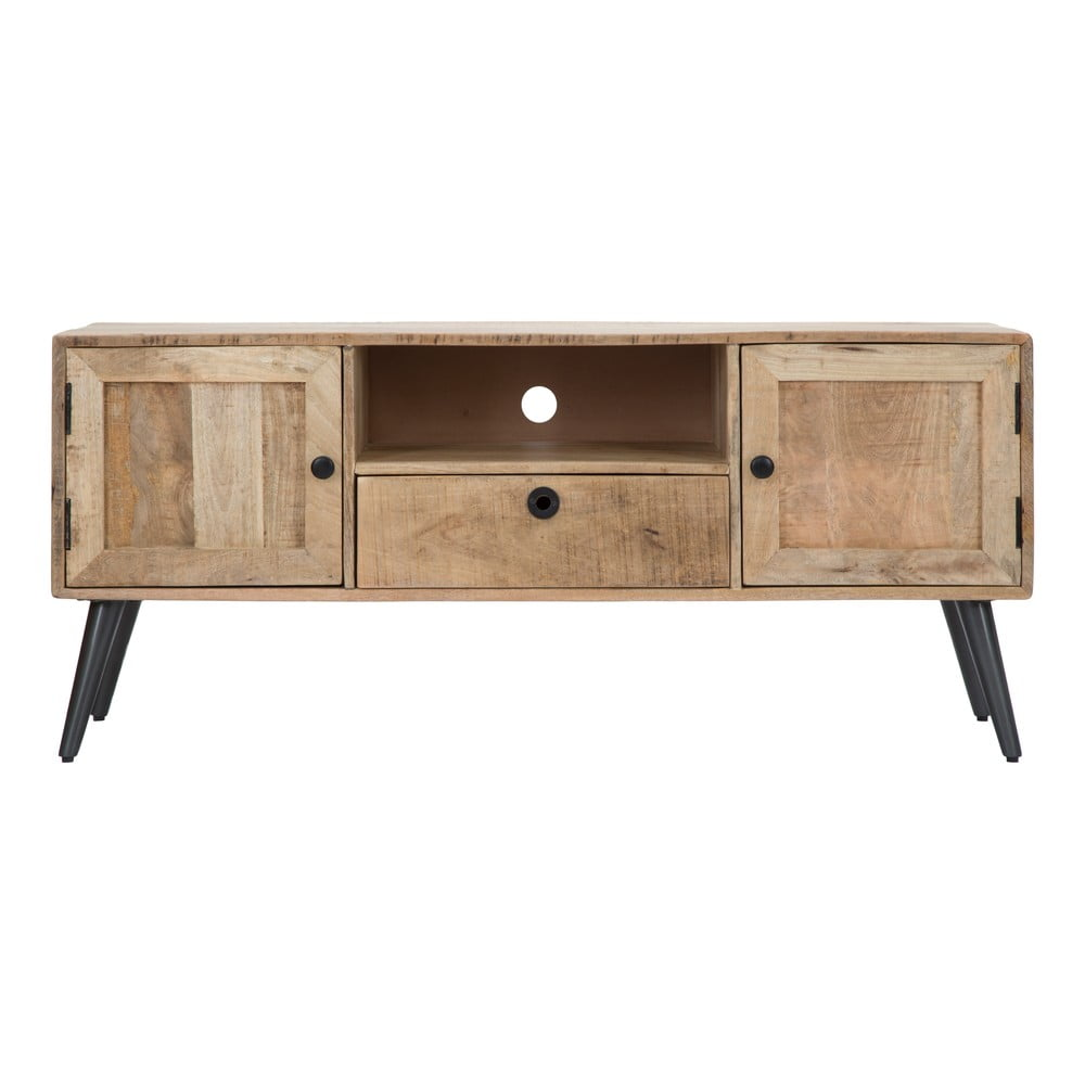Televizní stolek z mangového dřeva Mauro Ferretti Belgrado