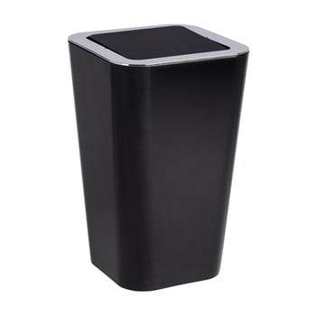 Coș de gunoi Wenko Candy, negru de la Wenko