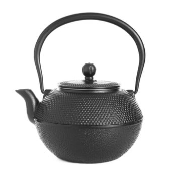 Ceainic din fontă Bambum Taşev Linden, 1,2 l, negru imagine