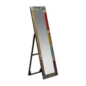 Stojací zrcadlo Terra Vintage, 150x45x2 cm