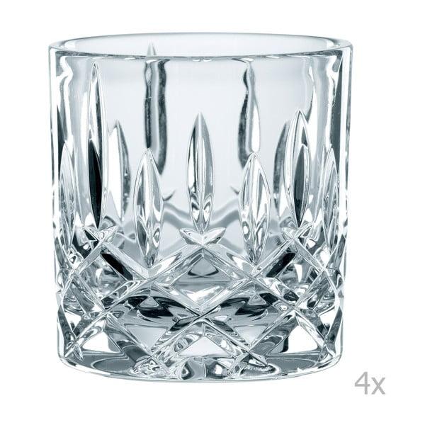 Zestaw 4 szklanek ze szkła kryształowego Nachtmann Noblesse, 245 ml