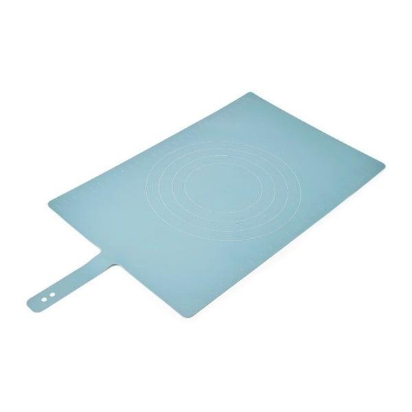 Niebieska podkładka silikonowa Joseph Joseph Roll-up