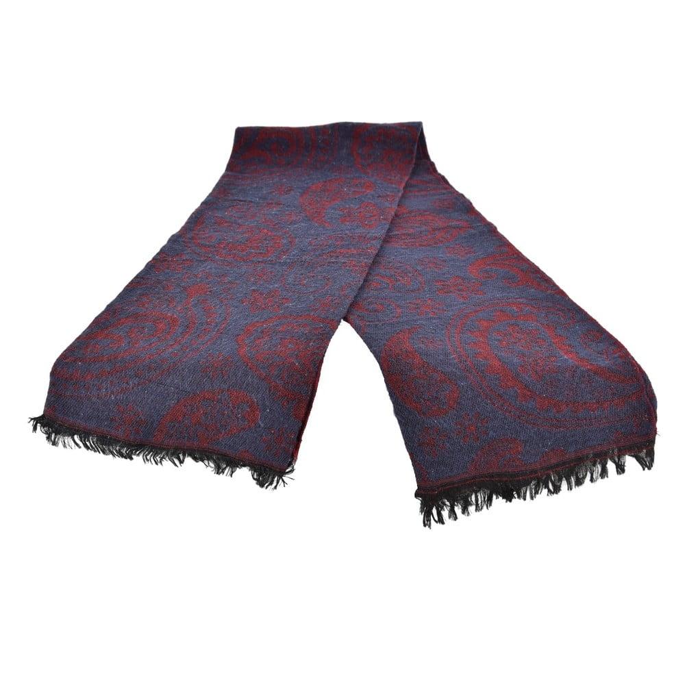 dámský šál s příměsí bavlny Dolce Bonita Otantic, 170 x 90 cm
