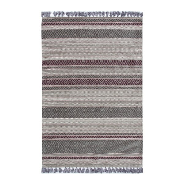Dywan Eco Rugs Lila Stripes, 160x230 cm
